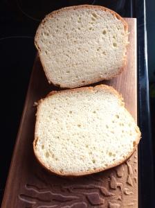 Milk And Madeleines white bread